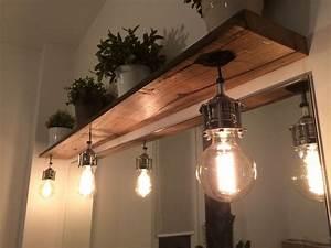 Treibholz Lampe Decke : pin von tanja jedlitschka auf neues bad badezimmer lampen und baden ~ Frokenaadalensverden.com Haus und Dekorationen