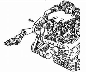 How Do You Rotate The Engine Forward To Remove The