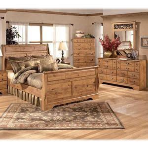 nebraska furniture mart 4 bedroom set in rustic pine for the home