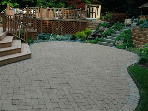 Good Looking Small Paver Patio Design Ideas