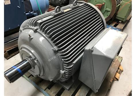 Ac Motor Electric by Used 185kw 6 Pole 990rpm 415v Pope Ac Electric Motor Ac
