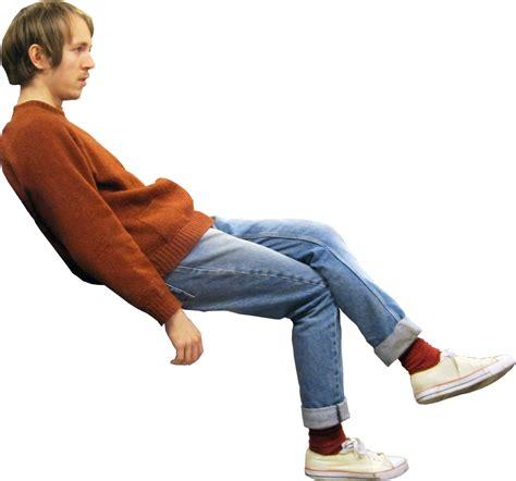 People Sit Babaimage