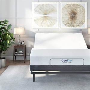 King Size Adjustable Comfort Bed Base With Massage And