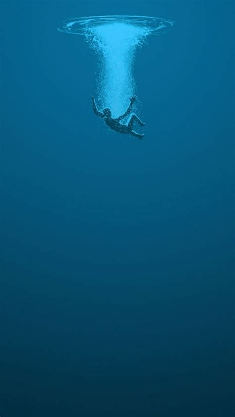 drowning mobile wallpaper mobiles wall
