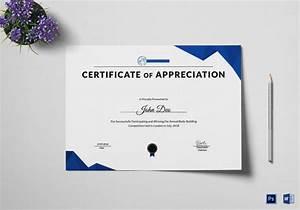 Sample Content Of Certificate Of Appreciation Free 35 Best Printable Certificate Of Appreciation