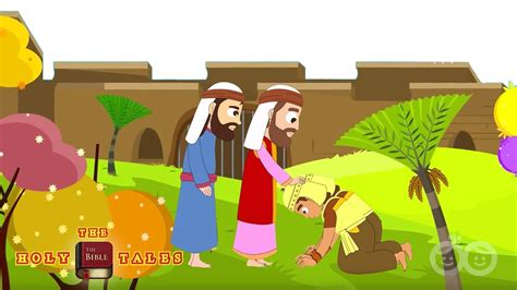 Paul And Silas I New Testament Stories I Animated Children