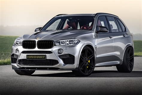 Manhart Performance Mhx5 Is Bmw X5 Ms Big Scary Brother