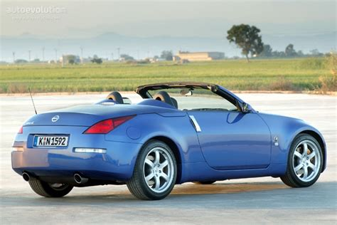 Nissan 350z Roadster Specs & Photos