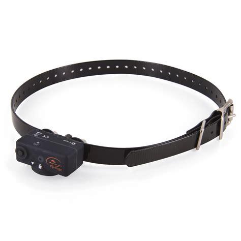 sportdog nobark  antibellhalsband hunde halsband