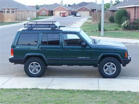 green jeep cherokee lifted the green xj club page 41 jeep cherokee forum