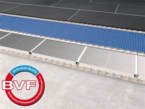 Fußbodenheizung Strom Oder Wasser by Fu 223 Bodenheizungssysteme Bei Kiel Kaufen Keramiede