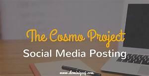 Social Media Posting (Less Than 60 Minutes a Week)