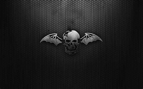 kaos avenged sevenfold logo 04 avenged sevenfold logo hd wallpapers here