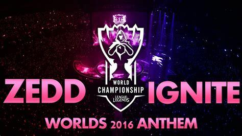 league  league  legends worlds championship