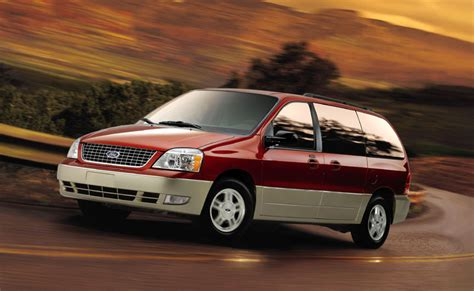 ford freestar prices  reviews specs