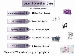 Handling Data Workbook - Worksheet Booklet