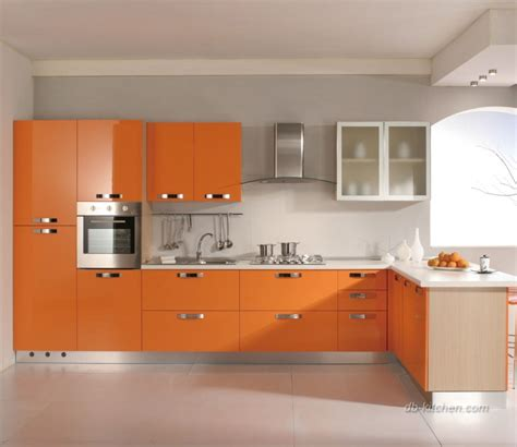 yellow tile bathroom ideas it 39 s easy to brighten your kitchen with glossy orange