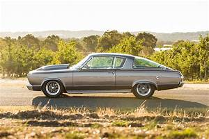 Reworked 1966 Plymouth Barracuda