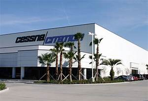 Mro Profile  Textron Aviation Orlando Service Center