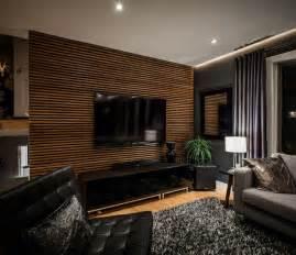 wandverkleidung wohnzimmer tv wandpaneel 35 ultra moderne vorschläge