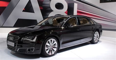 Technical Specifications Of Audi A8 A Luxury Sedan, And A