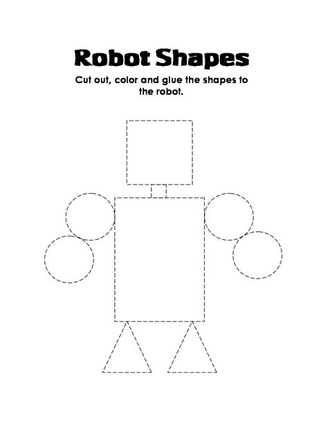 shapes for preschoolers to cut out free printable shapes coloring pages for 970