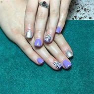 Best 25 ideas about acrylic nail designs find what youll love silver acrylic nail designs prinsesfo Gallery