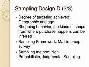 Corporate fashions Inc: Case Study on Sampling, Business ...