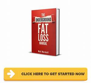 The Underground Fat Loss Manual Review  A Fascinating Guide