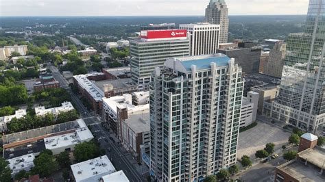 Drone: Skyhouse Apartments in Raleigh YouTube