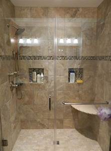 amazing ideas how to use ceramic shower tile and bathroom With bathroom porcelain tile gallery