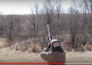 How To Hit A Fast Flying Overhead Duck [VID] | Montana ...