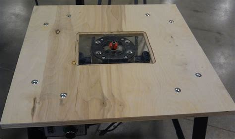 guide  making homemade base plates  router