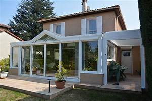 Prix D Une Veranda : quel est le prix d 39 une veranda alu 20m lyon ~ Dallasstarsshop.com Idées de Décoration