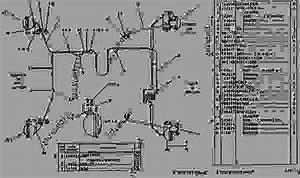 1v6252 Lighting Group - Track-type Loader Caterpillar 951b