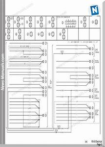 Mazda Rx7 Electrical Wiring Diagram