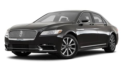 Lease A 2018 Lincoln Continental Select Automatic Awd In