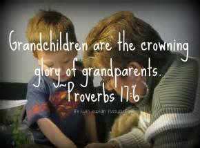 Grandparents Bible Verse