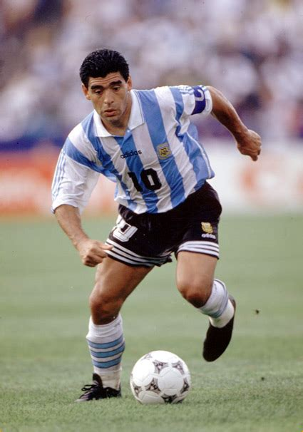Best Celebrity Maradona Football Player