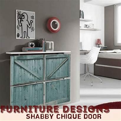 Radiator Heater Cabinet Furniture Floating Door Barn