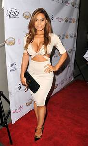 DAPHNE JOY at Basketball Wives Premiere Party in Los ...