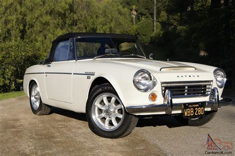 Datsun 1600 Roadster by 1967 1 2 Datsun 1600 Roadster Excellent