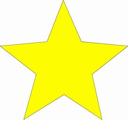 Yellow Star Stars Clipart Clip Illustration Borders