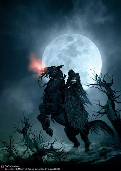 nazgul grim reaper art dark fantasy art fantasy art
