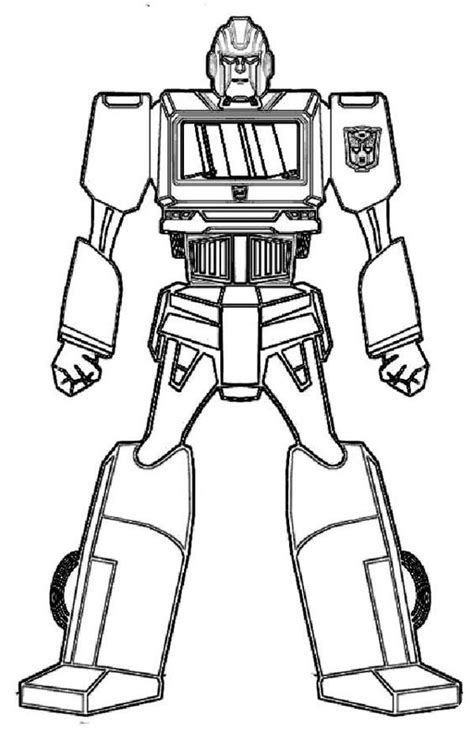coloring pages  boys transformers coloring home