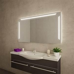 Beleuchtung Für Spiegel : m531l3 badezimmerspiegel mit led beleuchtung online kaufen ~ Buech-reservation.com Haus und Dekorationen
