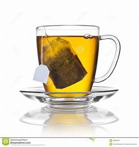 Sachets De Thé À Remplir : tasse de sachet th d 39 isolement image stock image 52685215 ~ Melissatoandfro.com Idées de Décoration