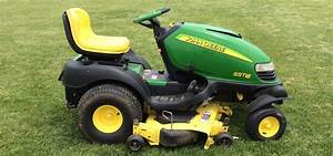 John Deere Sst18 Lawn Tractor Maintenance Guide  U0026 Parts List