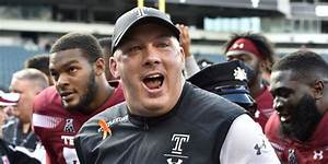 Report: Former SEC assistant Geoff Collins leaving Temple ...