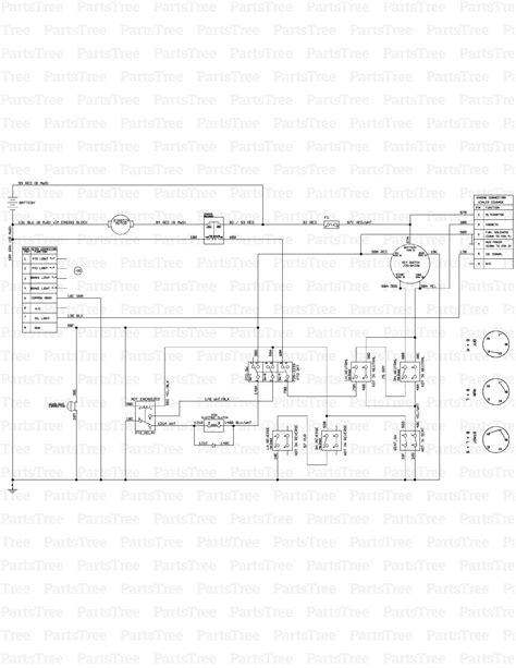 Troy Bilt Bronco Electrical Wiring Diagram by Troy Bilt 17arcacs011 Troy Bilt 42 Mustang Xp Zero Turn